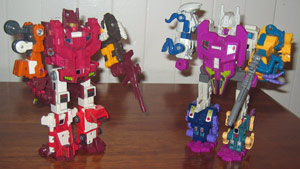 Technobots vs. Terrorcons