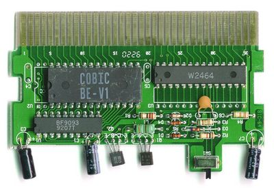 Codemasters NES PCB