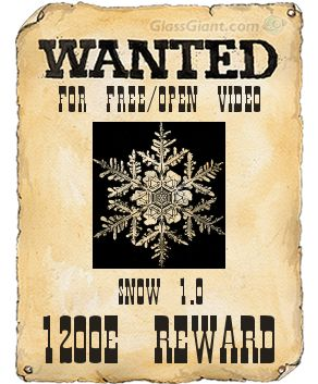 Wanted: SNOW