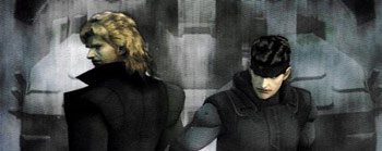 Solid Snake and Liquid Snake