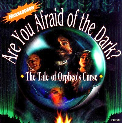 Cover art for Are You Afraid of the Dark? The Tale of Orpheo's Curse