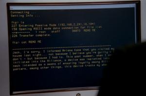 Alias: FTP secure channel