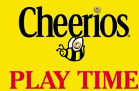 Cheerios Play Time Logo